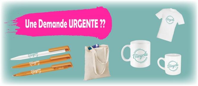 Demande urgente